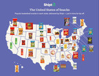 Shipt Reveals America's Most Popular Game Day Snacks Ahead of...