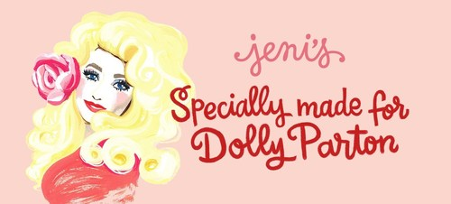 Jeni's And Dolly Parton Have Made An Ice Cream Together, Please Don't Wake Us From This Dream