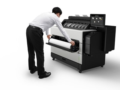 Canon  U.S.A.  Offers  High-Quality  Speed  and  Performance  Inkjet  Printing  with  the  Launch  of  the  imagePROGRAF  TZ-30000  Series