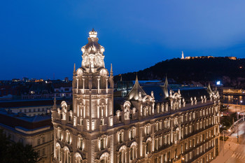 Matild Palace, A Luxury Collection Hotel, the brand's anticipated 120th hotel