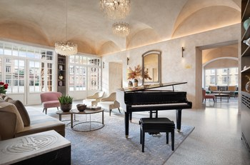 Grand Universe Lucca, Autograph Collection, the brand's 200th hotel
