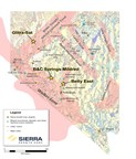Sierra Enters Into Definitive Agreement with Primus Resources on Three Nevada Properties