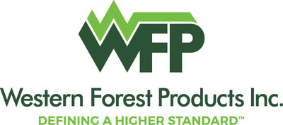 CAD and US Logo (CNW Group/Western Forest Products Inc.)
