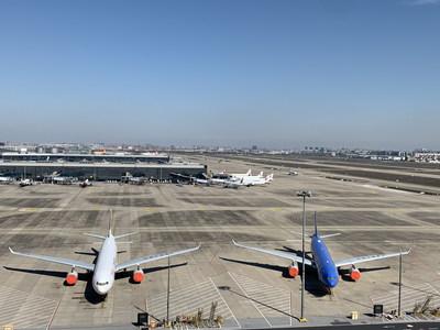 Aviones de China Eastern Airlines (PRNewsfoto/China Eastern Airlines)