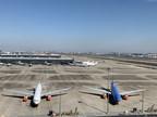 El tama?o de la flota en tierra de China Eastern Airlines se redujo a cero en la base de Shanghái