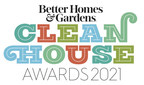 Better Homes & Gardens Announces Winners Of Inaugural Clean House Awards
