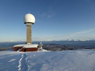 The next-generation Condor Mk3 Monopulse Secondary Surveillance Radar (PRNewsfoto/Raytheon)