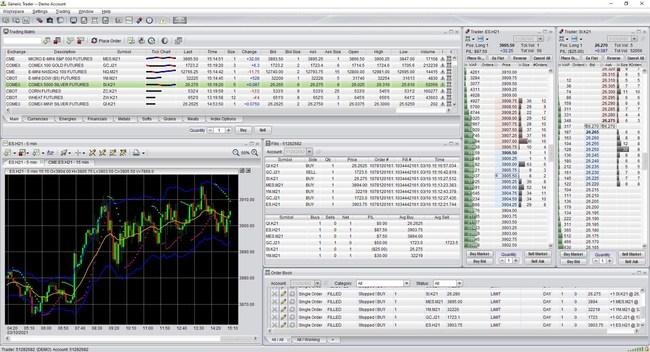 Generic Trader Professional