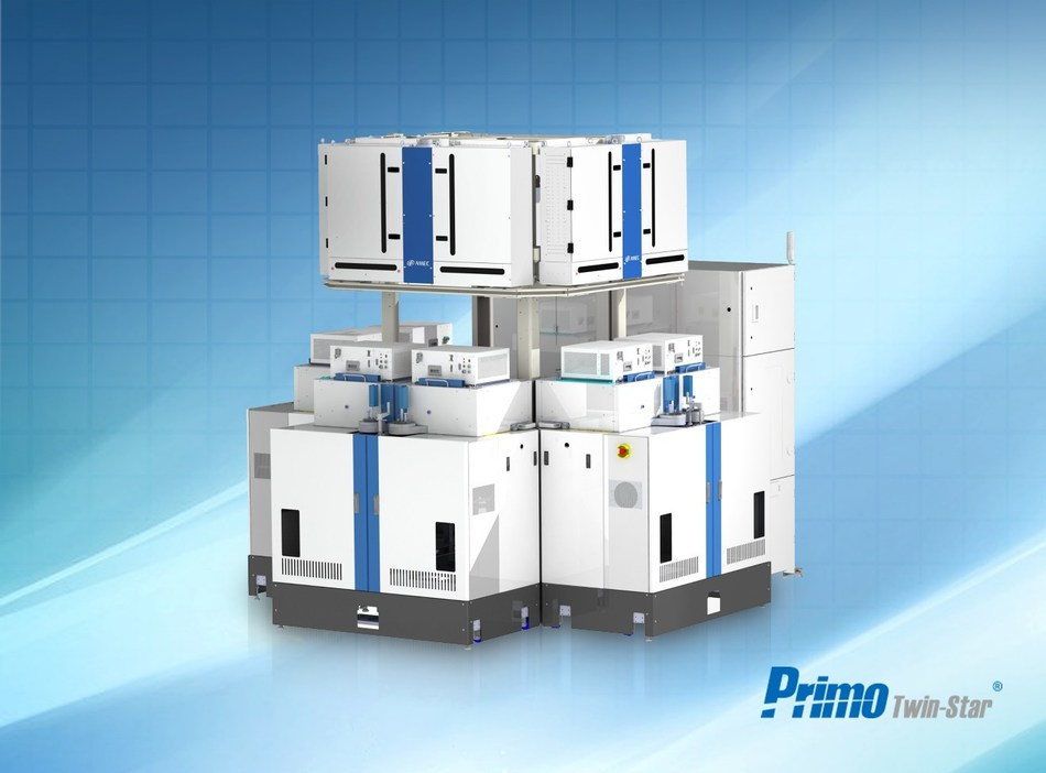 AMEC's Primo Twin-Star® ICP etch system