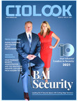BAI Security - 2021's Most Influential Leaders in Security