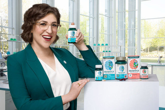Neuriva Science Ambassador, Mayim Bialik