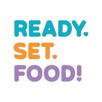 Ready, Set, Food! logo (PRNewsfoto/Ready, Set, Food!)