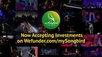 Concert Streaming Platform mySongbird Launches Crowdfunding Campaign on WeFunder