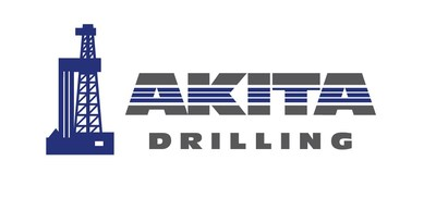 AKITA Drilling Ltd. Logo (CNW Group/AKITA Drilling Ltd.)