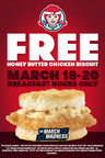 Wendy's Celebrates Return of NCAA Tournament as Official...