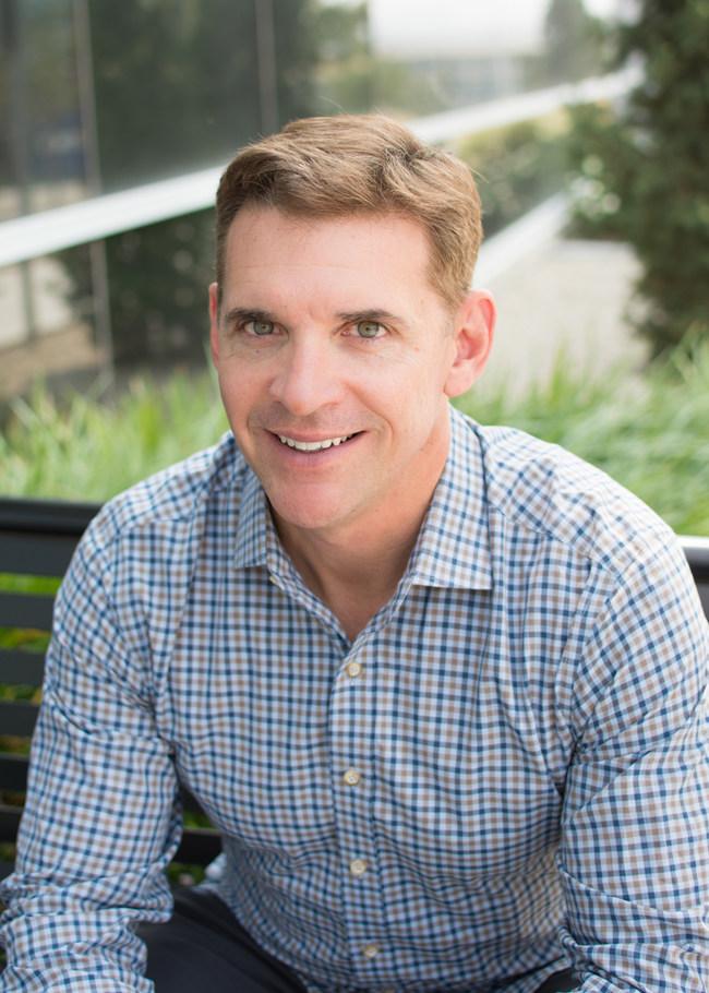 Greg Ott, Nav's CEO, wins FinTech Breakthrough's Best Fintech Company CEO Award.