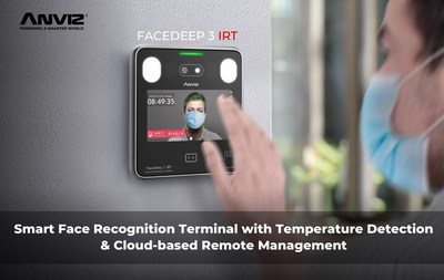 Anviz Launched New CrossChex Cloud System along with FaceDeep 3 Contactless Face Recognition Terminal WeeklyReviewer