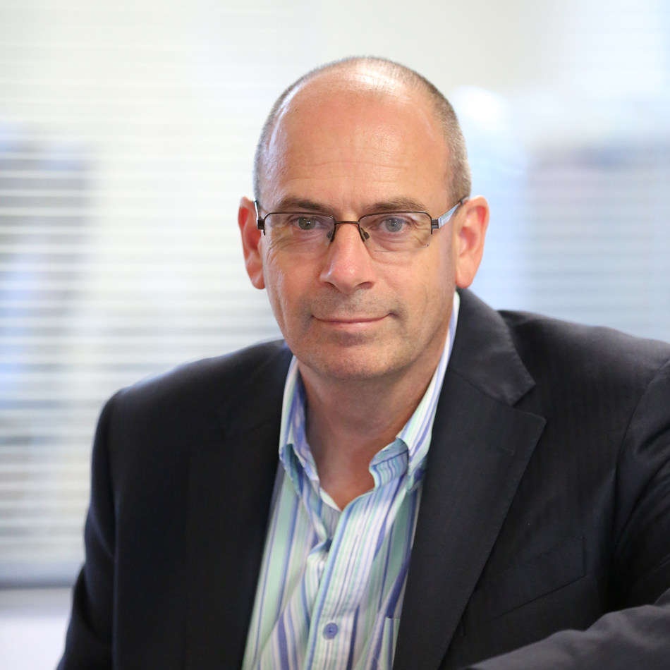 Malcolm Harland, LiveU's Country Manager, UK
