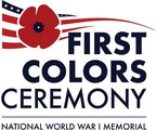 First Colors Ceremony Introduces America's New World War I Memorial