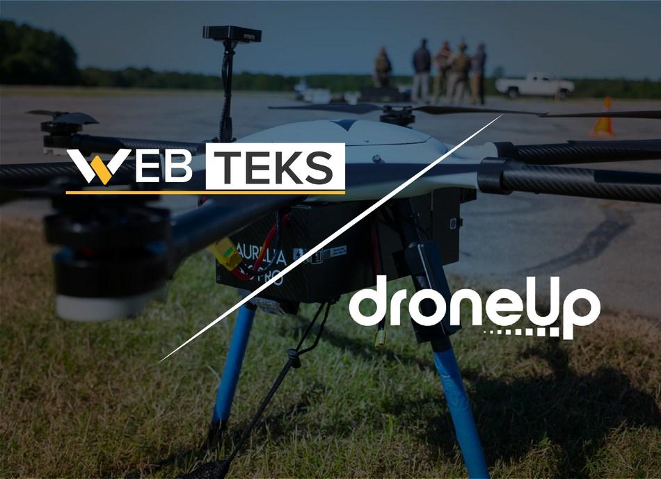 DroneUp Acquires Web Teks