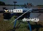 DroneUp Acquires Web Teks...