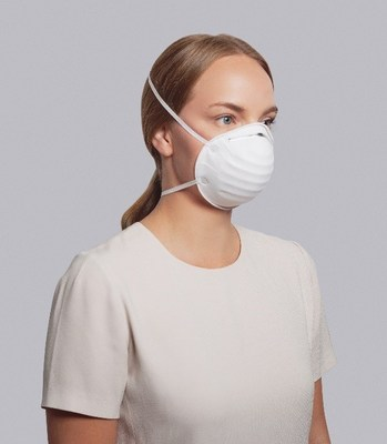 Health Canada Approved N95 Mask Offered By Maitri Health Technologies. (CNW Group/Maitri Health Technologies Corp.)