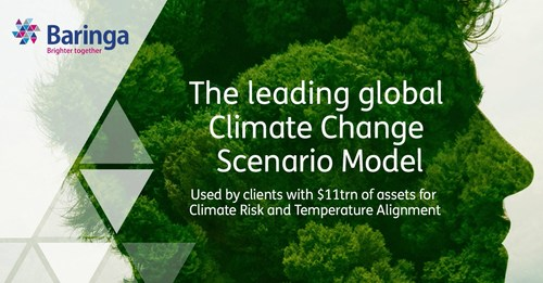 Baringa Climate Change Scenario Model