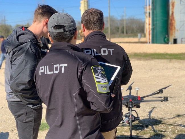 APS pilots in the field