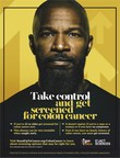 Jamie Foxx, Stand Up To Cancer And Exact Sciences Launch PSA To Increase Awareness Of Colorectal Cancer