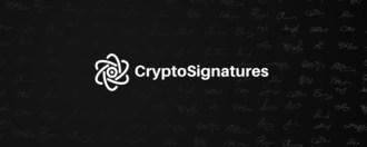 CryptoSignatures