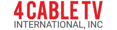 4Cable TV International, Inc. Logo (PRNewsfoto/4Cable TV International, Inc.)