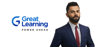 New logo of Great Learning (PRNewsfoto/Great Learning)