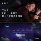 Zepp to Promote Sleep Health Together with the World Sleep...