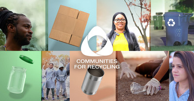 Communities for Recycling is a national initiative with Facebook to bring attention to a global issue at the hyper-local level. This innovative initiative will be a personalized experience for Americans who want to learn more about recycling.