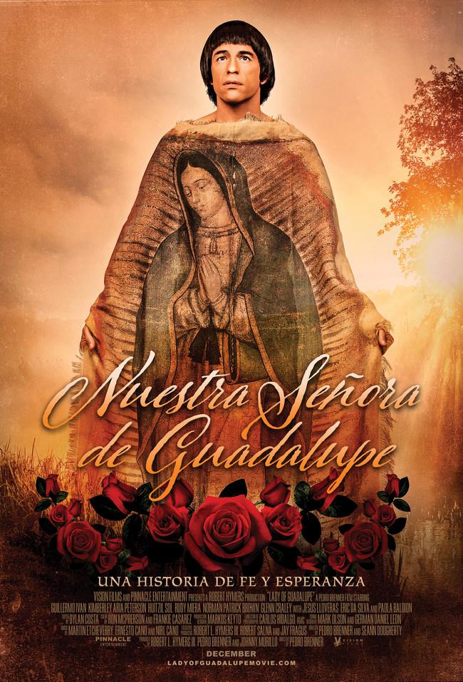 Nuestra Senora de Guadalupe Arte de Pelicula