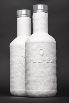 First generation Pulpex bottle