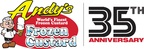 How Sweet It Is!  Andy's Frozen Custard® Celebrates 35 Years Of...