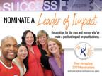 Leaders of Impact Honors Great Mentors and Leaders, Seeks Nominations