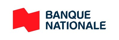 Logo : Banque Nationale du Canada (Groupe CNW/Banque Nationale du Canada)