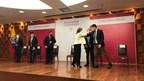 Gobierno de México, transporte de Direct Relief de la vacuna contra la poliomielitis a Ecuador en respuesta a un llamamiento internacional