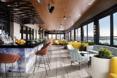 The Bradford Rooftop at AC Hotel Bridgewater