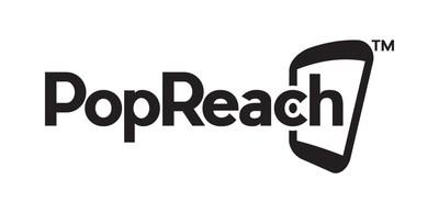 PopReach Corporation Logo (CNW Group/PopReach Corporation)