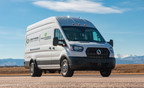 Proterra battery technology to power Lightning eMotors Electric Transit commercial van