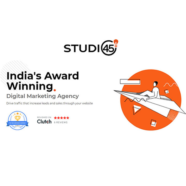 Studio45 - SEO Agency in India