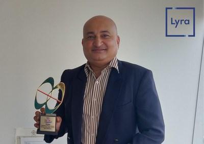 Rajesh Desai - IAMAI Award