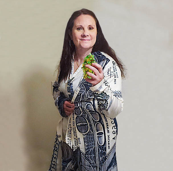 """Debi Madaio is not only the driving force behind NJWeedman's Joint but also NJWeedman himself! In celebration of Women's History Month, she has expanded her business with the opening of The Stash Spot, a specialty boutique smoke shop located inside The Joint and a new potcast, """"Joint Accounts,"""" closing out Women's History Month on March 29, 2021 and streaming every Monday following at 3:00 p.m. ET across The Joint's social media platforms."""