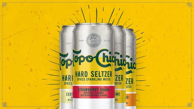(PRNewsfoto/Topo Chico Hard Seltzer)