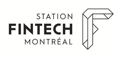 Logo de Station FinTech Montréal (Groupe CNW/Finance Montréal)