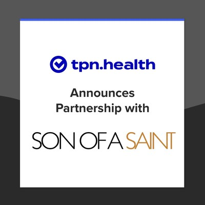 TPN.health Partners with Local Nonprofit Son of a Saint
