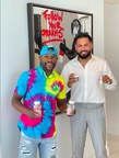 LIMITLESS CEO Jas Mathur and Floyd Mayweather partner to launch CBD product line SMILZ